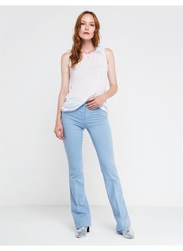 Love'n Fashion Paris Pantolon Renkli